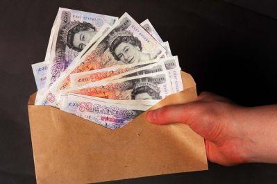 envelope cash