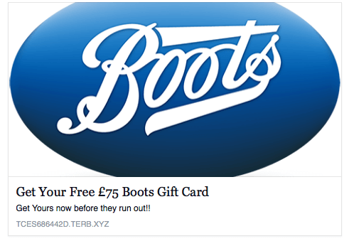 boots-scam